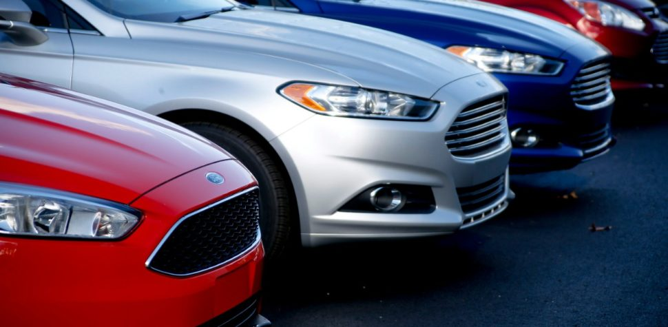 the different brands of the used cars