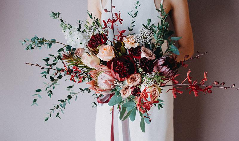 bridal bouquet singapore